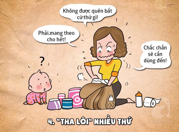 Bà mẹ bỉm sữa là gì?