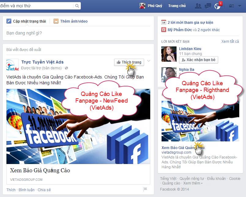 quảng cáo facebook theo khung giờ