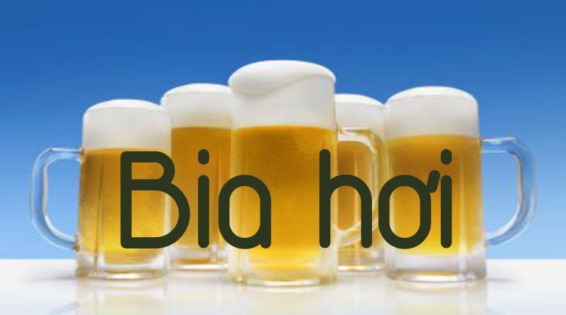 bia hơi là gì