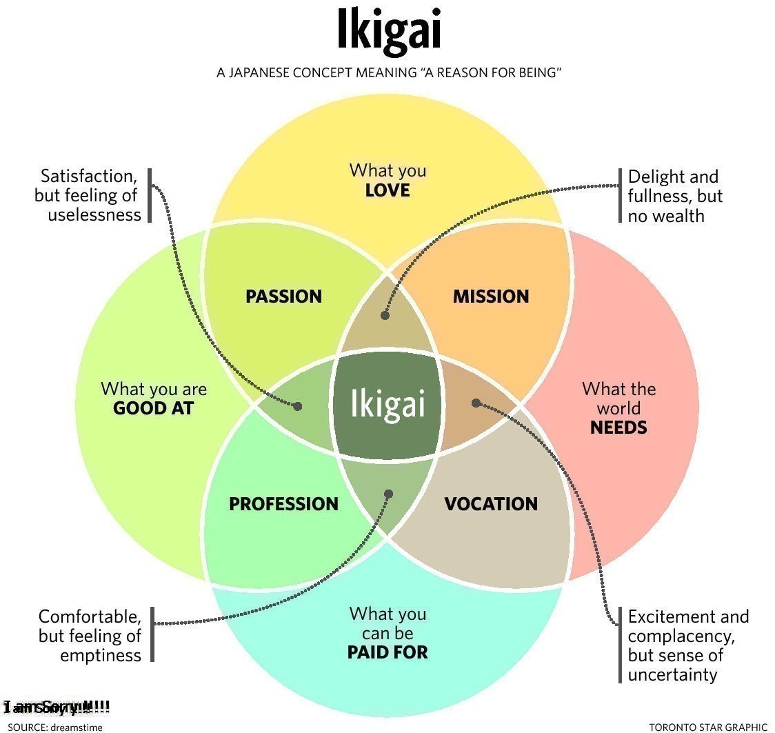 Lkigai là gì?