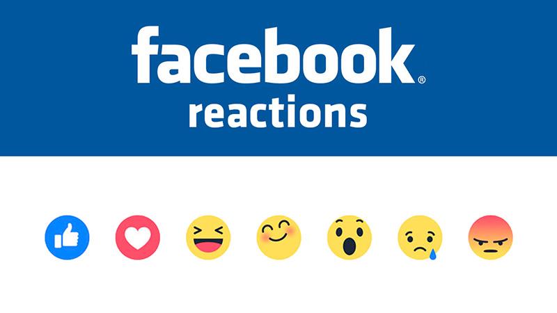 Reactions Facebook Là Gì? Tìm Hiểu Về Reactions Facebook Là Gì?