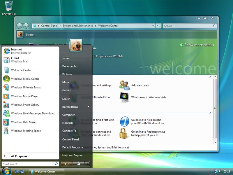 Windows Vista là gì và ưu nhược điểm của Windows Vista?