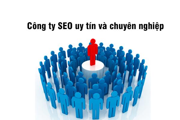 Lựa chọn công ty SEO uy tín và chuyên nghiệp!