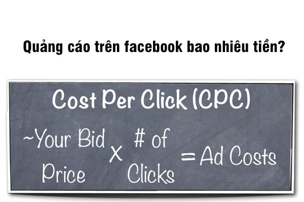 Quảng Cáo Trên Facebook Bao Nhiêu Tiền?