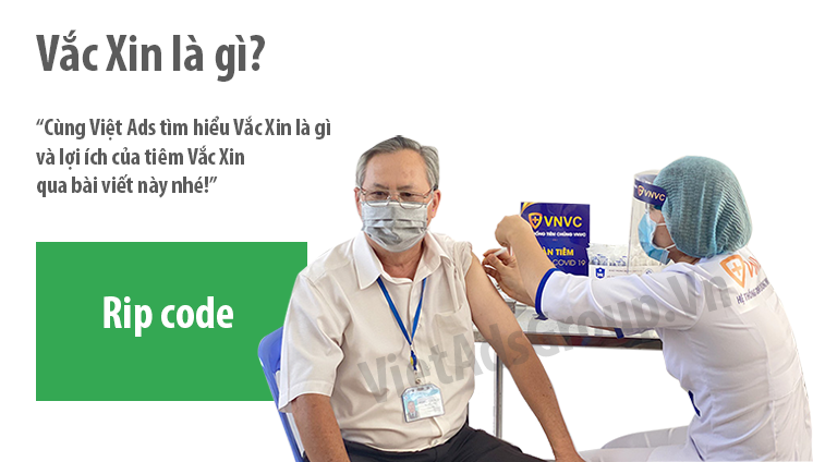 Vắc Xin là gì và lợi ích của tiêmVắc Xin?
