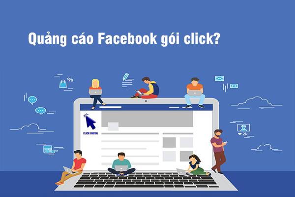 Quảng cáo Facebook gói click