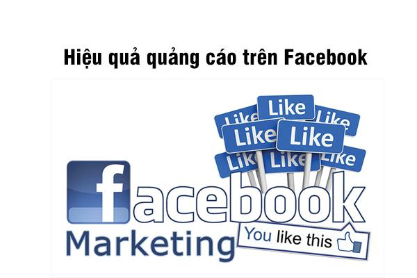 Quảng cáo trên Facebook   Hiệu quả quảng cáo Trên Facebook