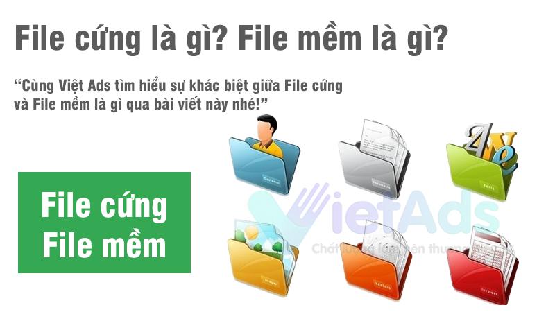 Sự khác biệt giữa File cứng và File mềm là gì?