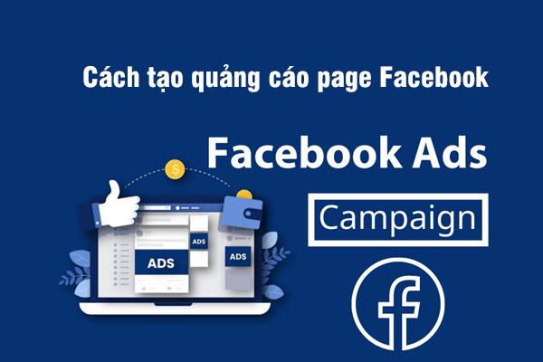Cách tạo quảng cáo page Facebook
