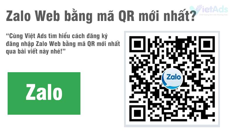 Cách đăng ký đăng nhập Zalo Web bằng mã QR mới nhất?