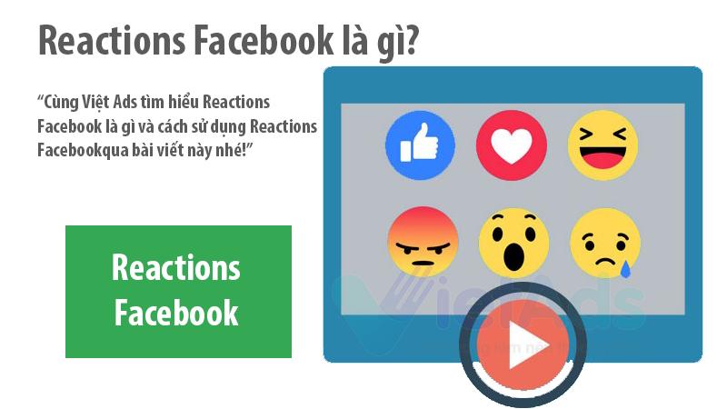 Reactions Facebook là gì và cách sử dụng Reactions Facebook?