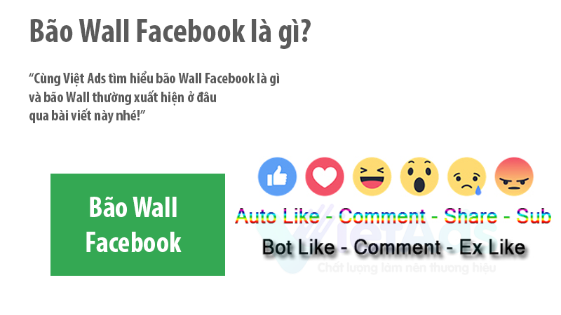 Bão Wall Facebook là gì và bão Wall thường xuất hiện ở đâu?