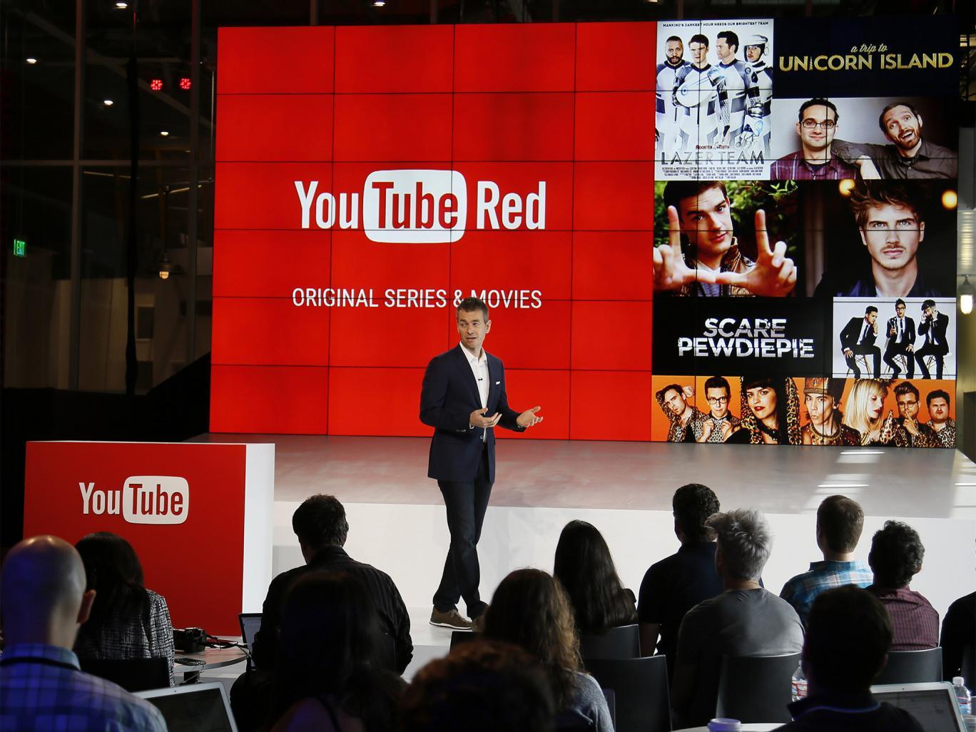 4 chương trình độc quyền đầu tiên của Youtube?