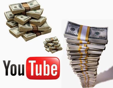 5 mẹo kiếm được 1000 USD từ Youtube?