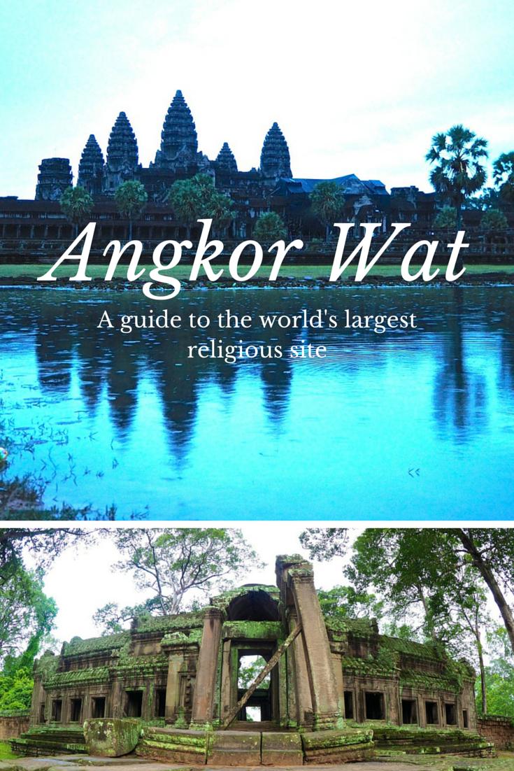Angkor Wat Là Gì? Tìm Hiểu Về Angkor Wat Là Gì?