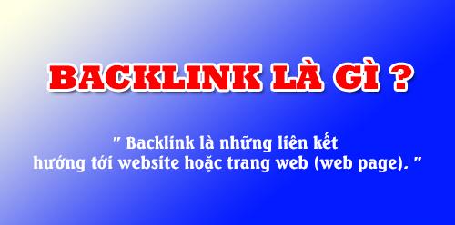 Backlink là gì? Backlink chất lượng là gì?
