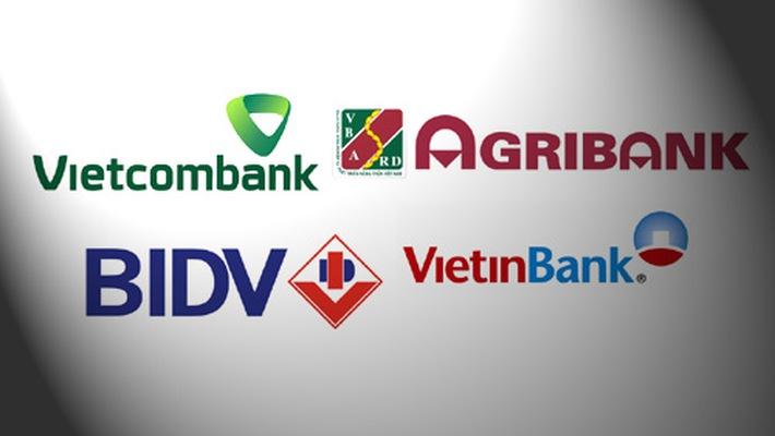 Cả 4 ngân hàng quốc doanh đồng loạt tăng lãi suất cao