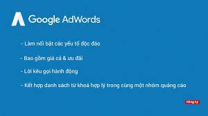 Một số mẹo nhỏ tăng cường hiệu quả quảng cáo Google Adords?