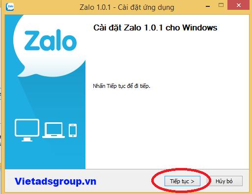 Cách cài Zalo cho máy tính laptop và PC hiệu quả?
