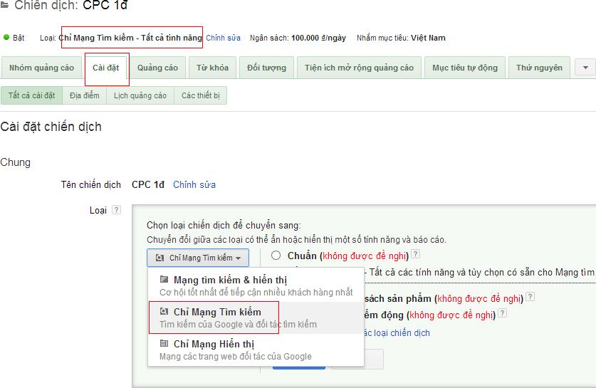 Cách kiểm tra quảng cáo Google có hiển thị hay không?