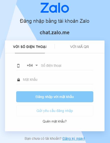 Zalo Web - Hướng Dẫn Sử Dụng Zalo Web Không Cần Phần Mềm