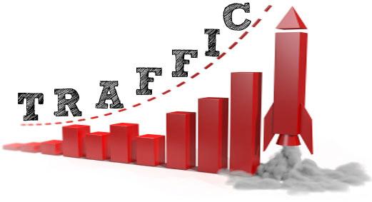 Cách Tăng Lượng Traffic Cho Website Của Bạn
