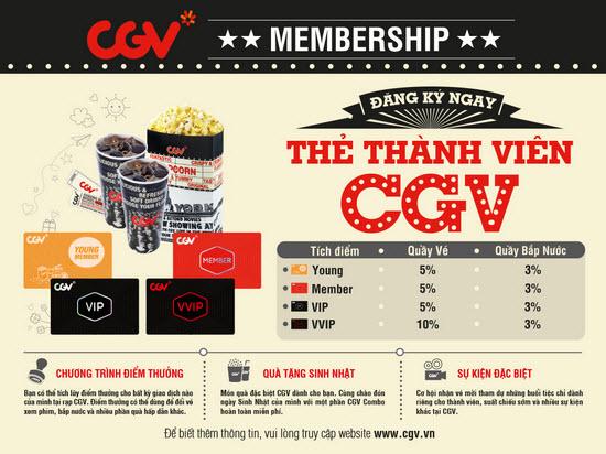 CGV Young Member Là Gì? Tìm Hiểu Về CGV Young Member Là Gì?