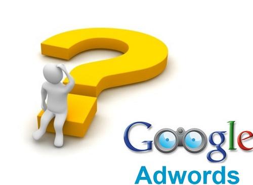 Chất lượng mẫu quảng cáo trên Google Adwords