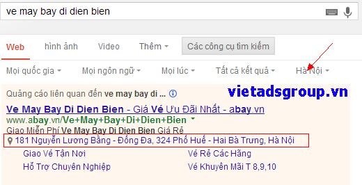 Chia sẻ tiện ích để quảng cáo google hiệu quả nhất Việt Nam hiện nay?
