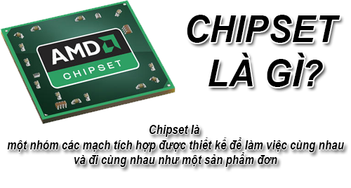 Chipset là gì? Vai tròChipset là gì?