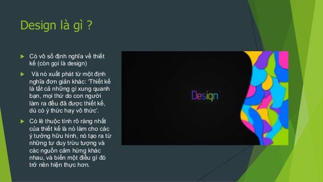 Design Là Gì? Tìm Hiểu Về Design Là Gì?