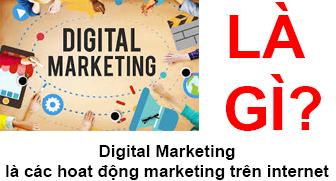 Digital Marketing Là Gì?Tìm Hiểu Về  Digital Marketing Là Gì?