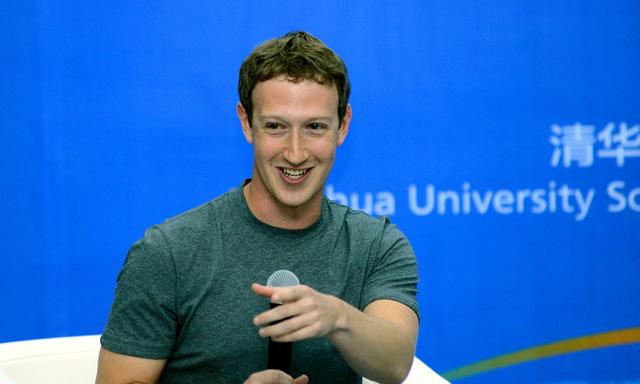 Facebook tăng trưởng vượt bậc