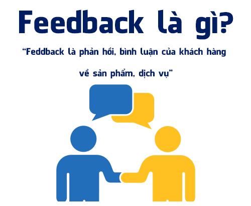 Feedback Là Gì? Tác Dụng Của Feedback Trong Kinh doanh?