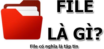 File Là Gì? Tìm Hiểu Về File Là Gì?
