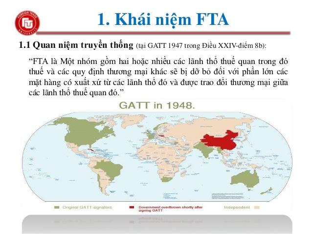 Free Trade Agreement Là Gì? Tìm Hiểu Về Free Trade Agreement Là Gì?