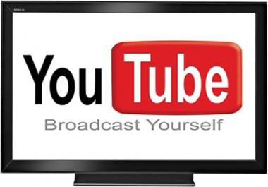 Giới Thiệu Dịch Vụ Quảng Cáo Trên Youtube?