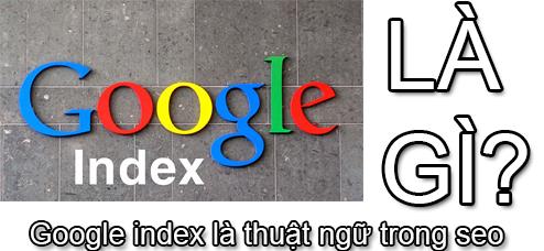 Google Index Là Gì? Tìm Hiểu Google Index Là Gì?