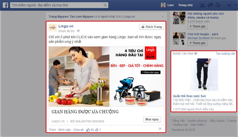 Hiểu Biết Về Quảng Cáo Facebook?
