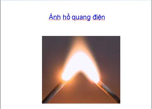 Hồ Quang Điện Là Gì? Tìm Hiểu Về Hồ Quang Điện Là Gì?