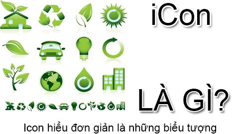 Icon Là Gì? Tìm Hiểu Về Icon Là Gì?