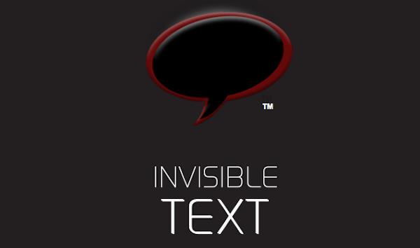 Invisible Text Là Gì? Tìm Hiểu Về Invisible Text Là Gì?