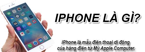 Iphone Là Gì? Khái Niệm Iphone Là Gì?