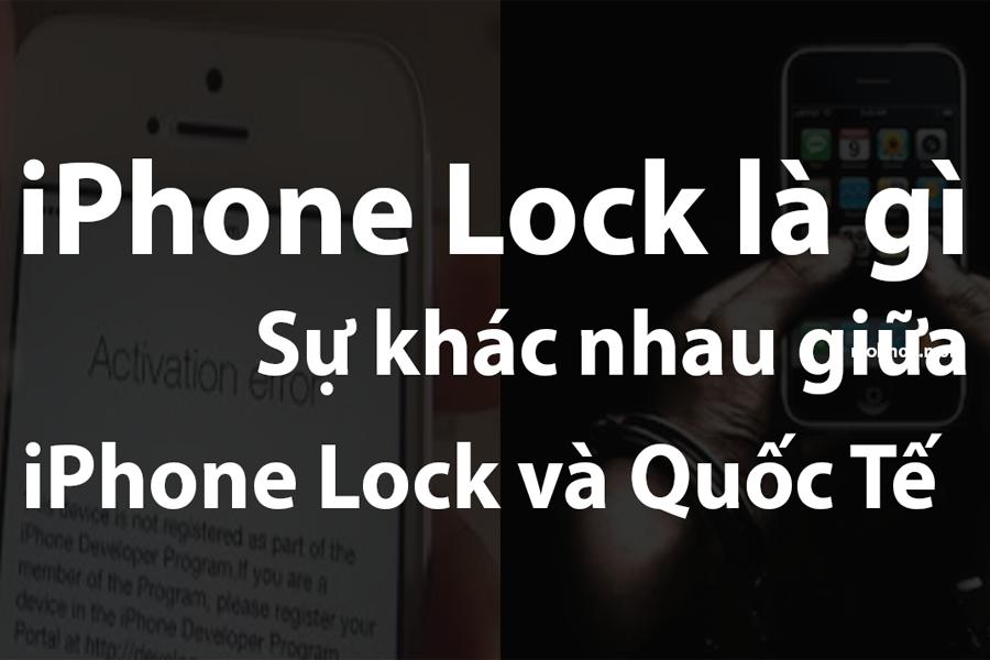 IPhone Lock Là Gì? Tìm Hiểu Về IPhone Lock Là Gì?