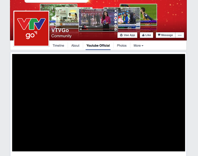 Kênh Youtube của VTV bị ngưng hoạt động do vi phạm bản quyền?