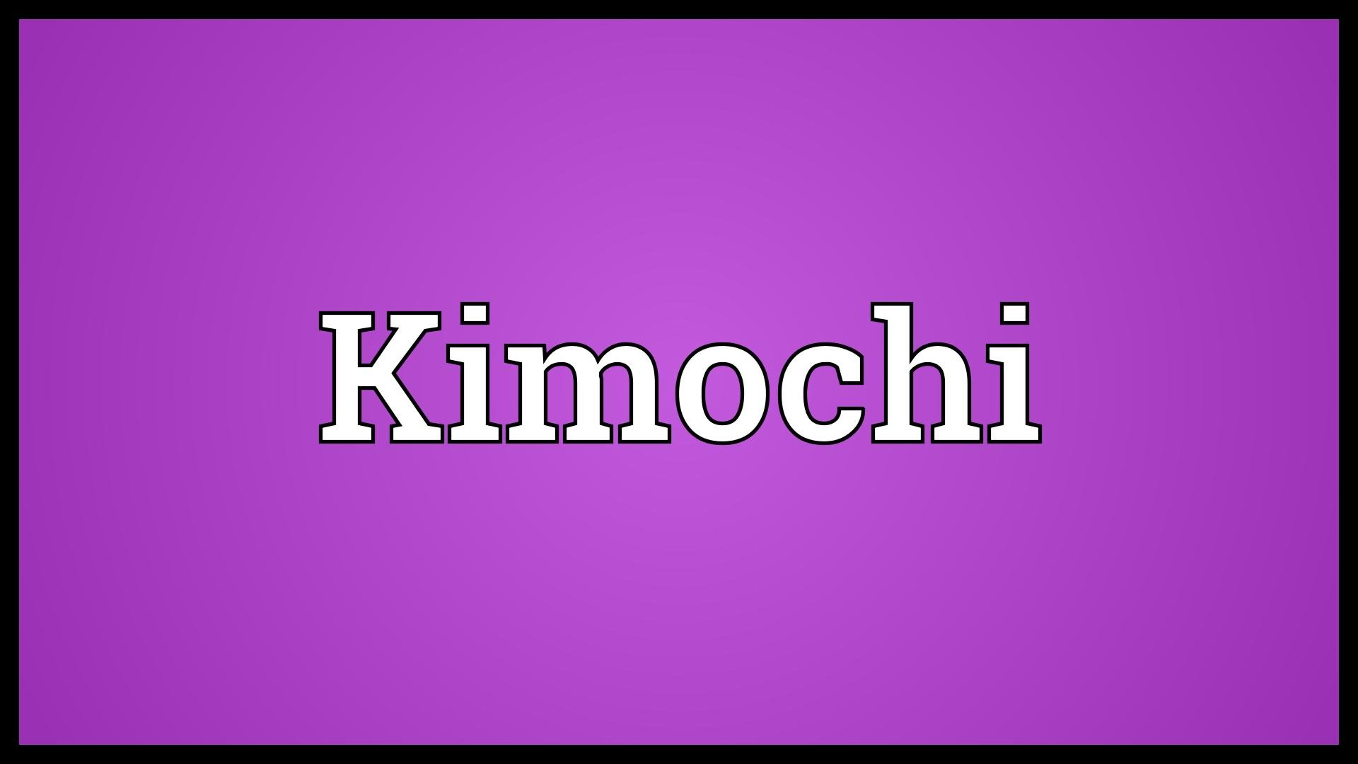 Kimochi Là Gì? Tìm Hiểu Về Kimochi Là Gì?