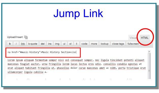 Link Jump Là Gì? Tìm Hiểu Link Jump Là Gì?