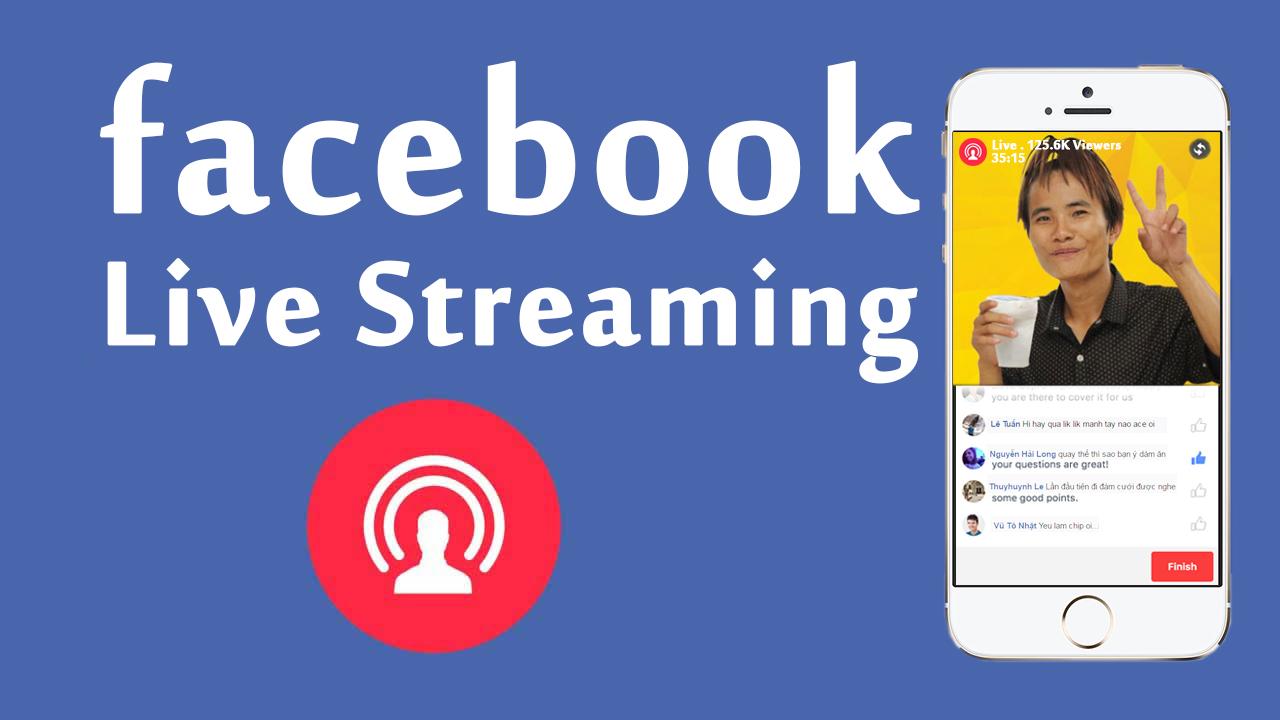 Live Stream Facebook Là GÌ?Tìm Hiểu Về Live Stream Facebook Là GÌ?