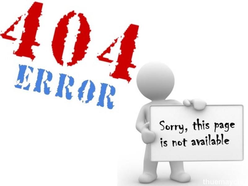 Lỗi 404 là gì? Những cách khắc phục lỗi 404 là gì?
