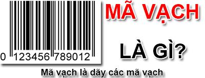 Mã Vạch Là Gì? Tìm Hiểu Về Barcode Là Gì?